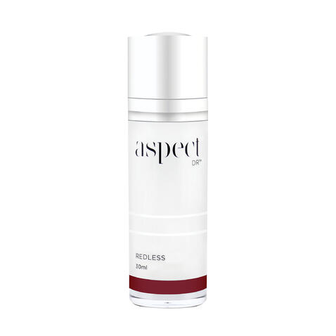 Aspect Dr Redless serum, a multi-purpose oil to nurture and comfort all skin types.