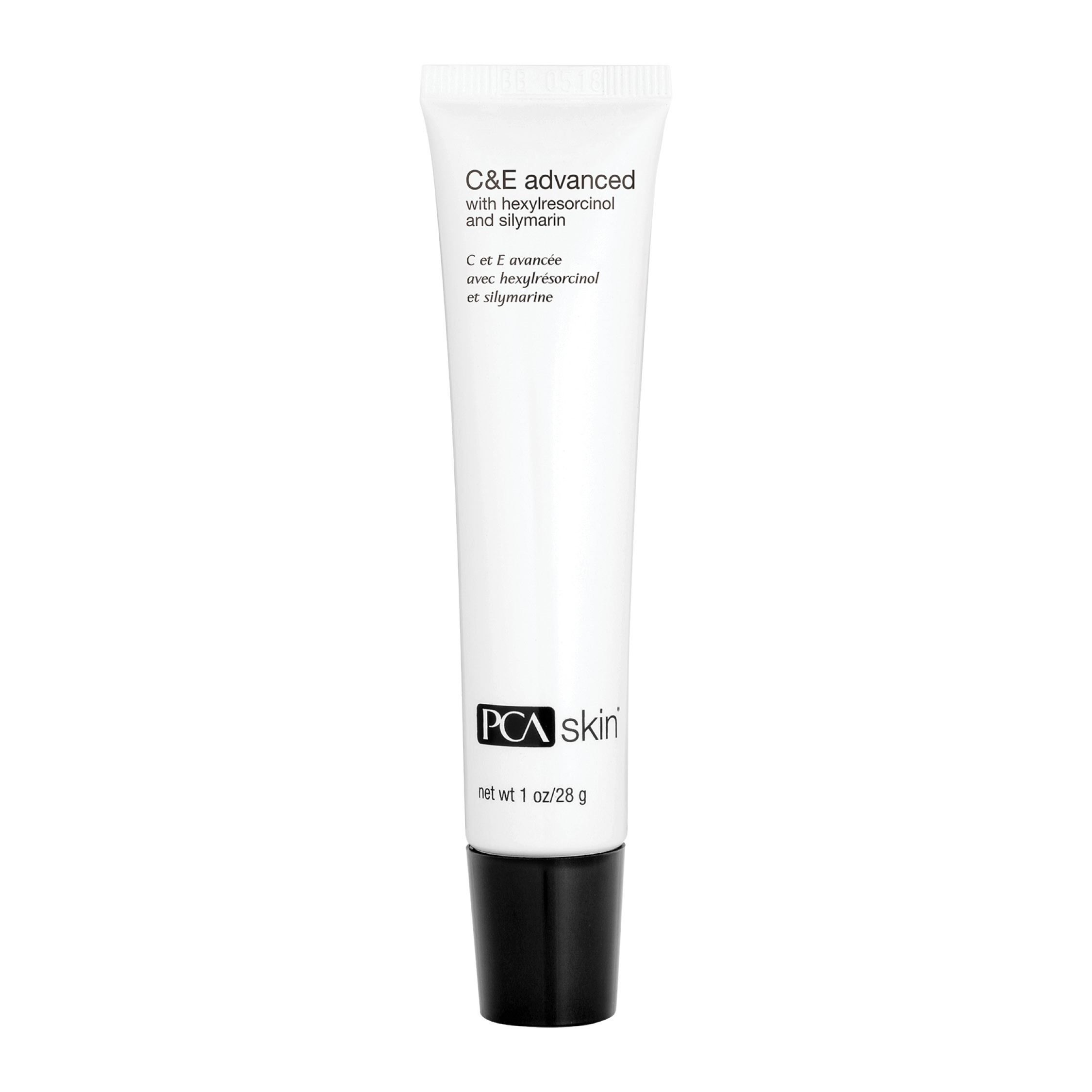 PCA skin C & E Advanced. Corrective serum with calming antioxidant ingredients